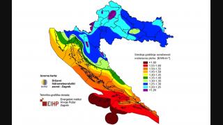 Sunčevo zračenje na području Hrvatske