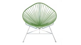 Dizajnerska Acapulco lounge stolica